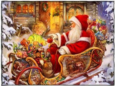 julrim om julen