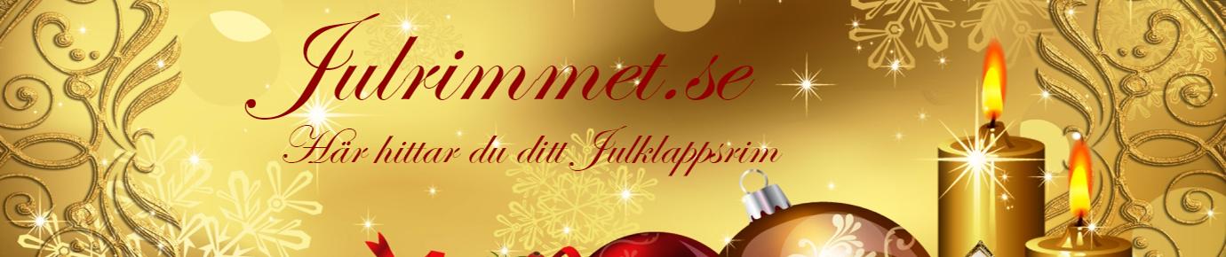 Julrimmets kalender