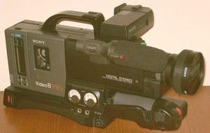 videokameran